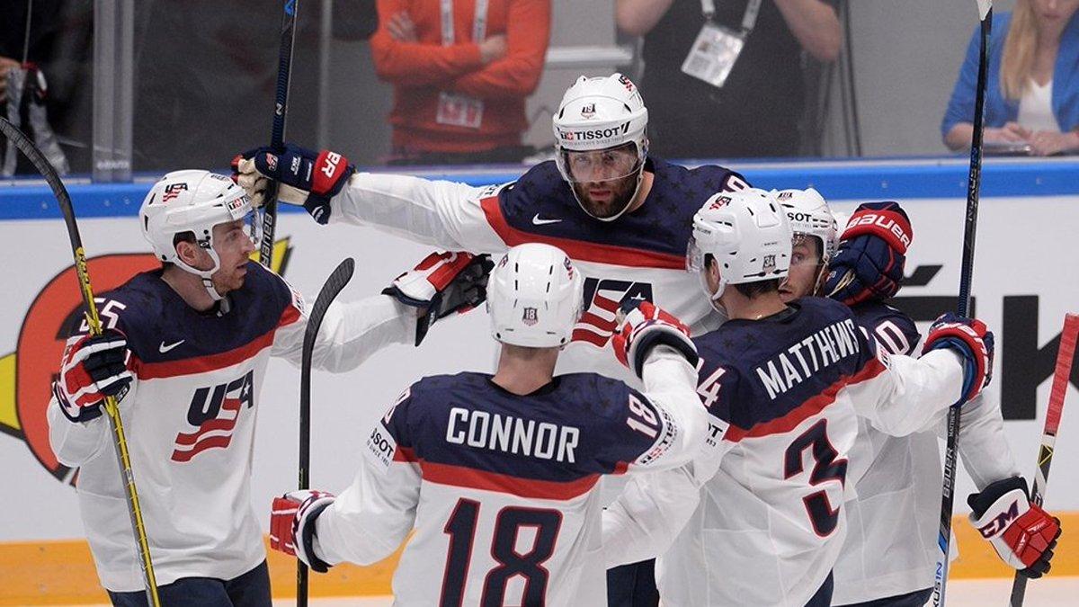 Россия сша хоккей счет 6 мая 2016