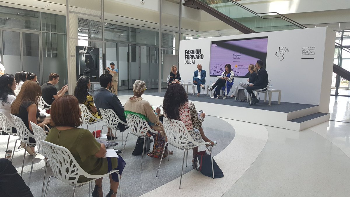Dubai Design District On Twitter Lindsay Miller Talks About D3 S Objective To Drive Growth Of The Fashion And Design Industry By Supporting Regional Designers Ffwdxb Https T Co Sck6dpwk3y