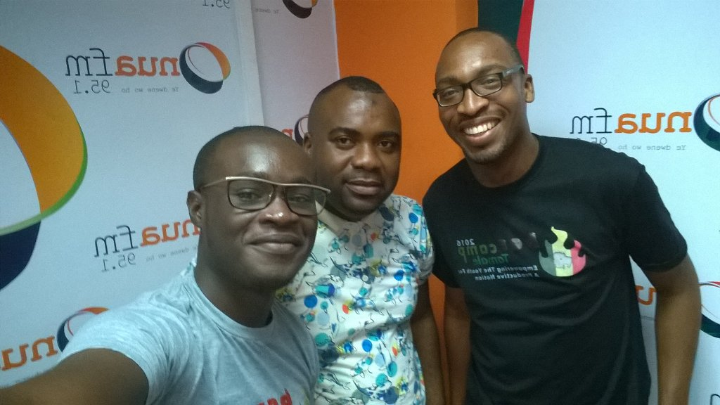 @braakk_onuafm hosted me and @Abocco on @Onua95.1 for an interview about #NVDay16 https://t.co/TjkbWiCstT