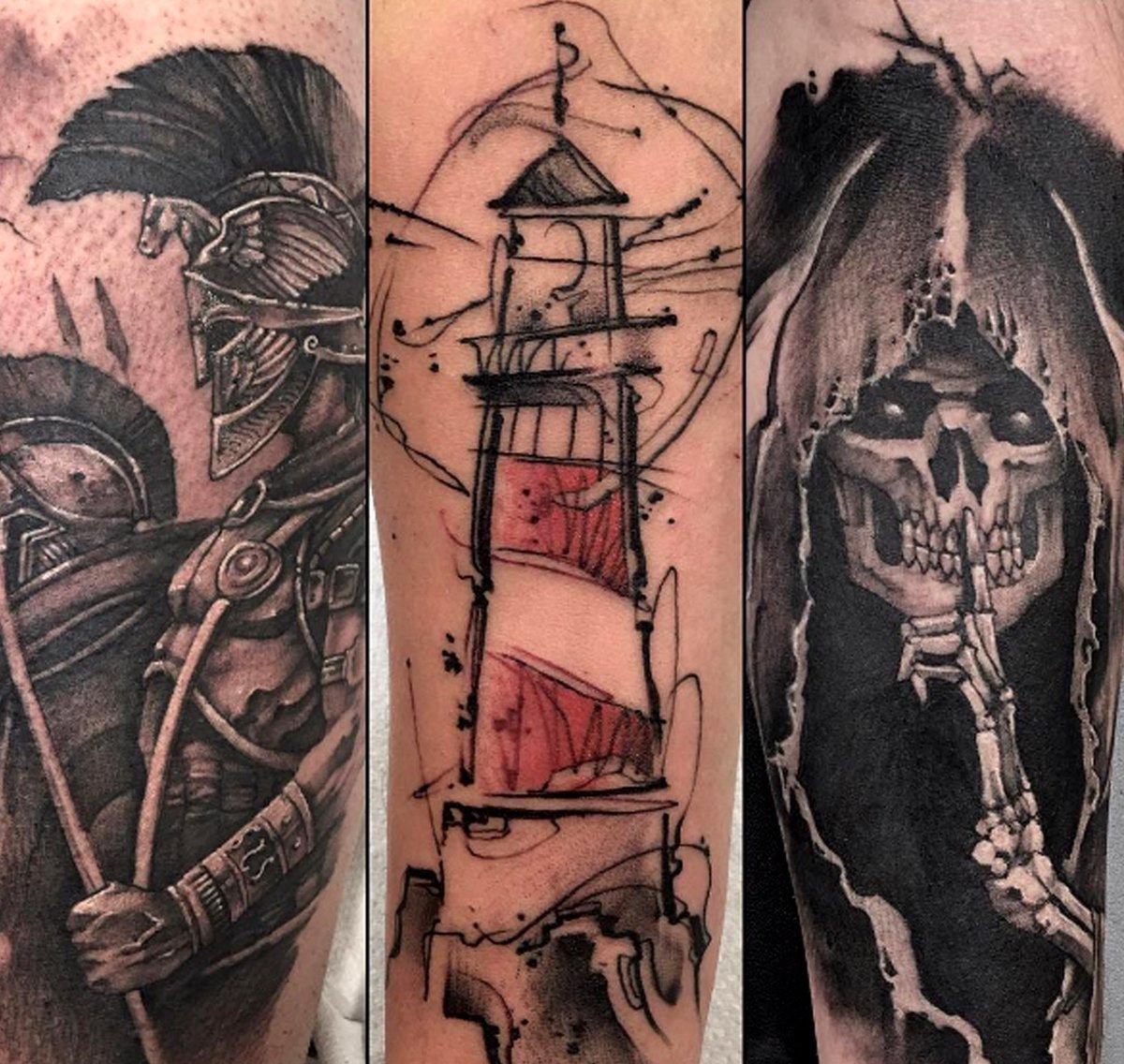 Pura Vida Tatuajes On Twitter Tattoo By At Juanlopeztattoo Muerte
