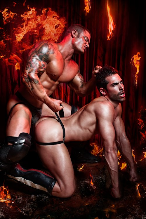 порно и пожарники - 1