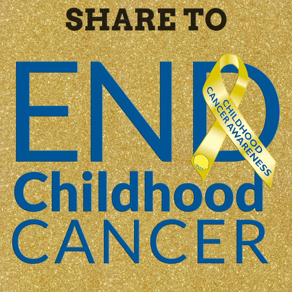 Today is our Childhood Cancer Awareness Day! Share this photo to show your support of all kids fighting cancer! https://t.co/BVBlLERbS9