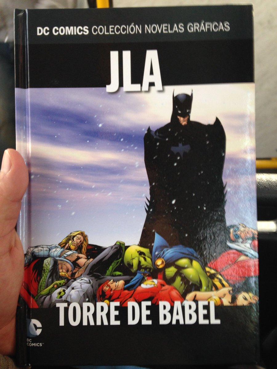 [DC - Salvat] La Colección de Novelas Gráficas de DC Comics  - Página 19 Cs4F7VOWgAEWrfh