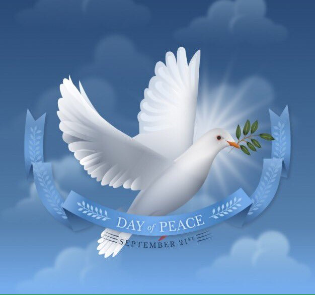 Image result for International Peace Day 2016