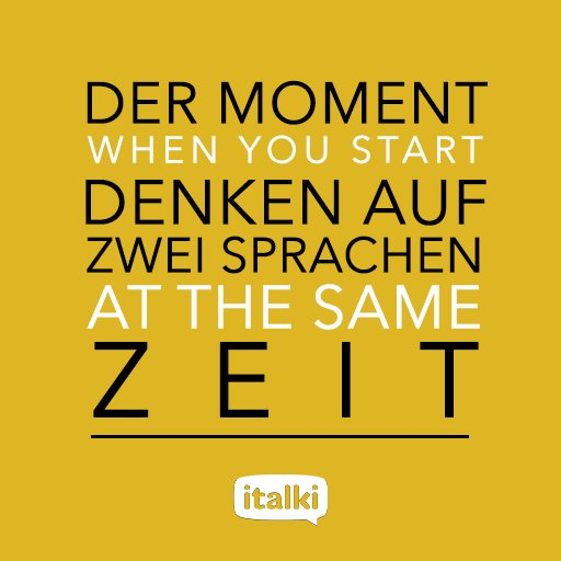 Der moment... when you become #bilingual https://t.co/3NP85rhQKW