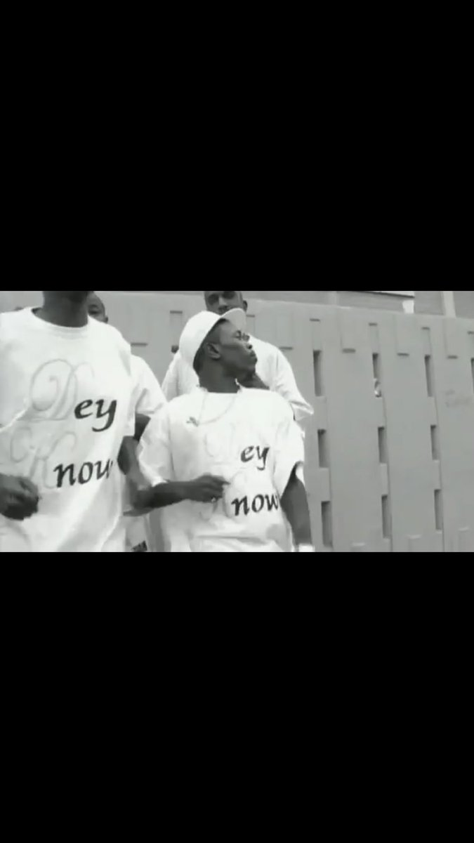 Man had @HoodrichRip dancing in a video.. How rare is that?