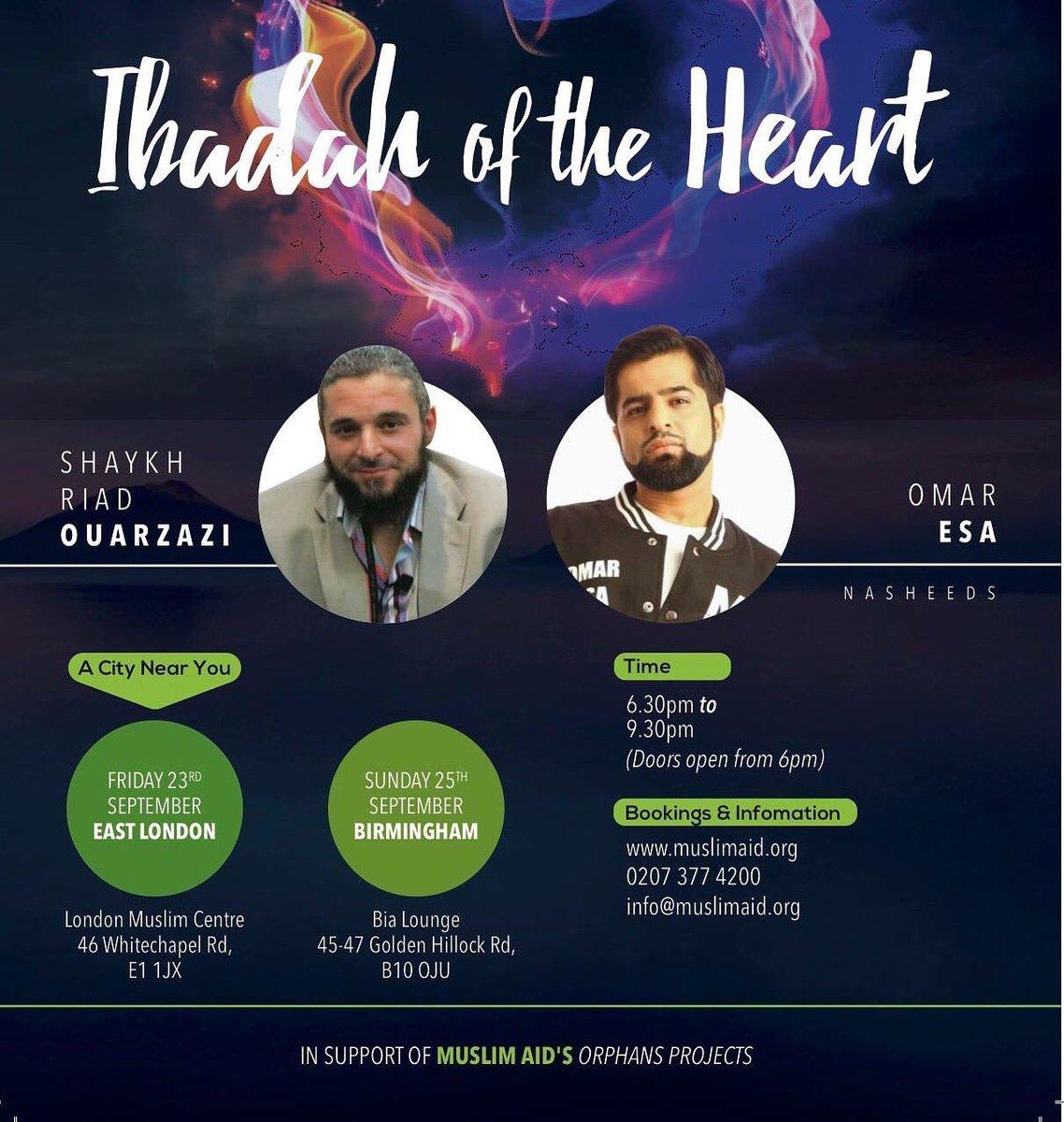 Muslim dating events uk