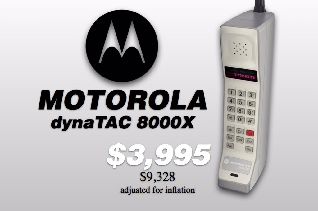 motorola 8000x. 8:25 AM - 21 Sep 2016 Motorola 8000x