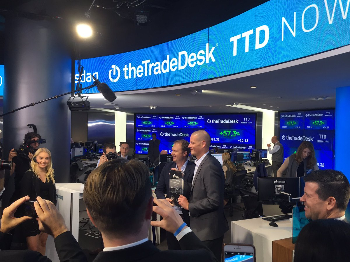 The Trade Desk On Twitter:  Gallery