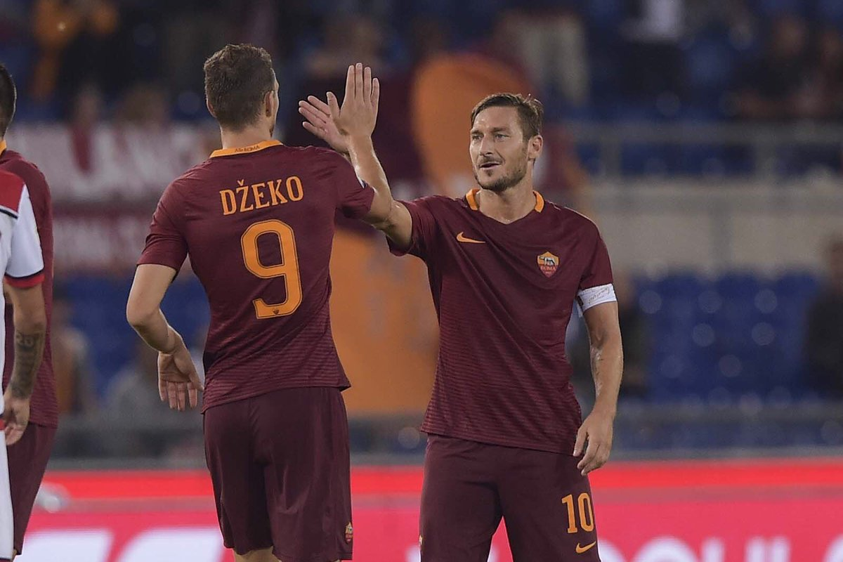 Video: AS Roma vs Crotone