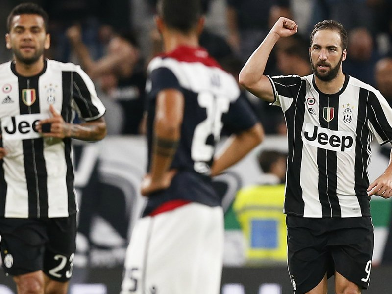 Video: Juventus vs Cagliari