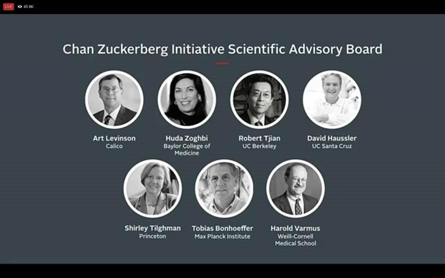 Chan Zuckerberg Initiative Pledges 1 >> Dr Paul Klotman On Twitter Good Day For Science Chan