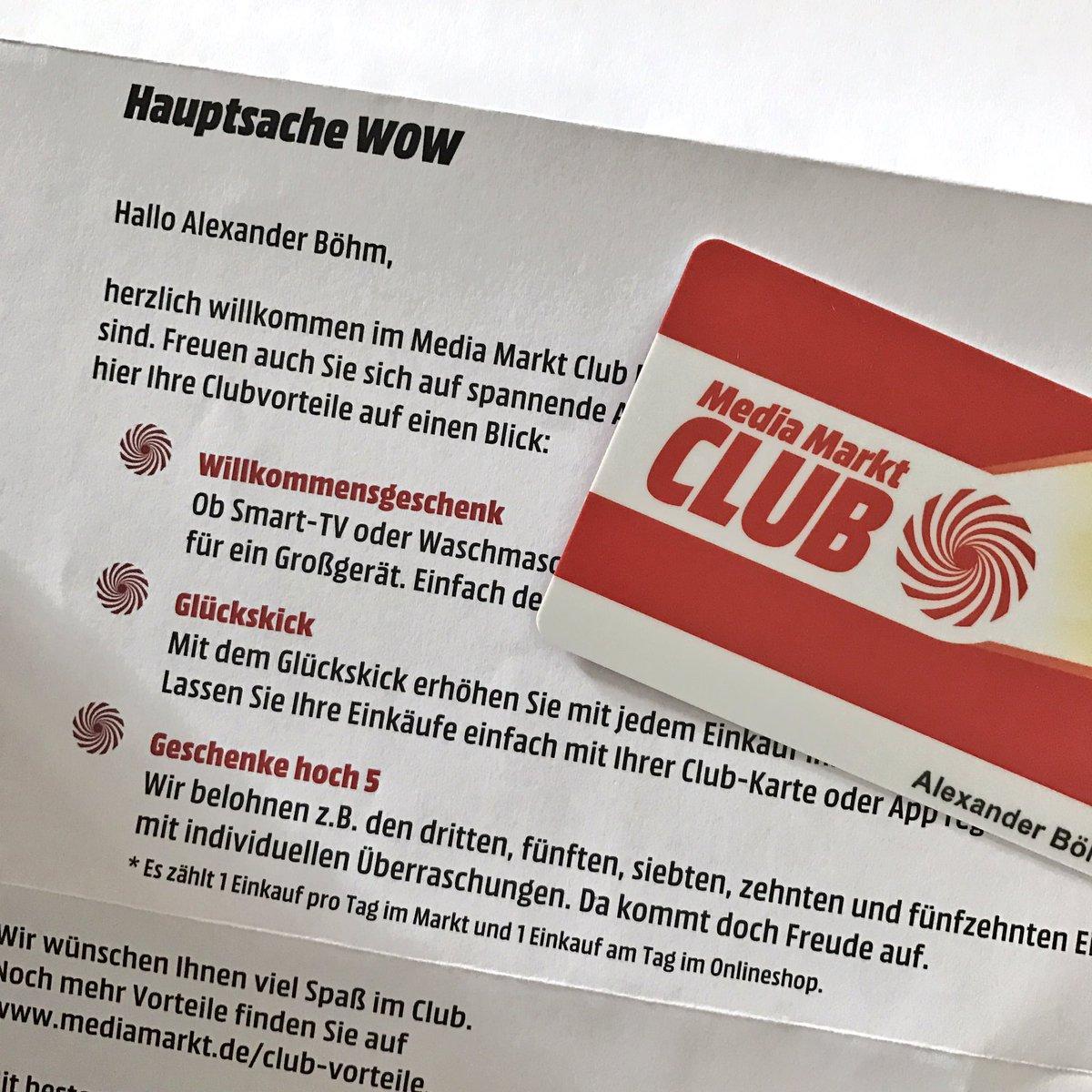 Media Markt Club Karte Geschenke.Janekrich On Twitter Jep Media Saturn Und Das Wiederrum