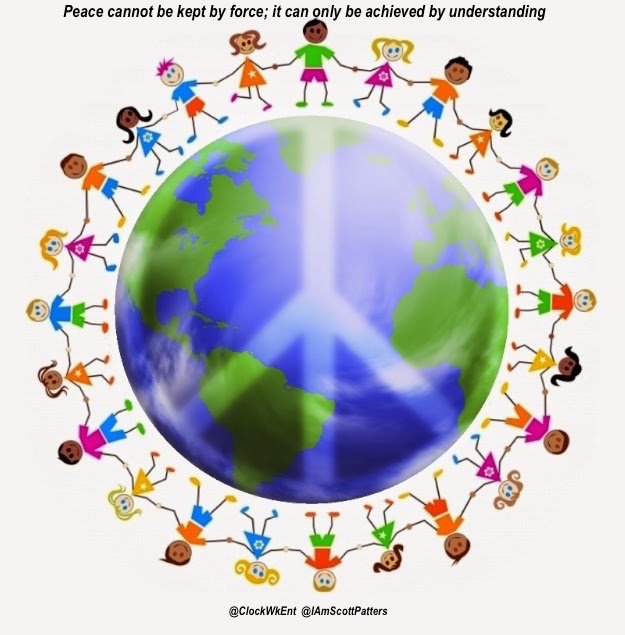 Peace cannot be kept by force; it can only be achieved by understanding #HappyInternationalPeaceDay https://t.co/mxNhkNRFO4