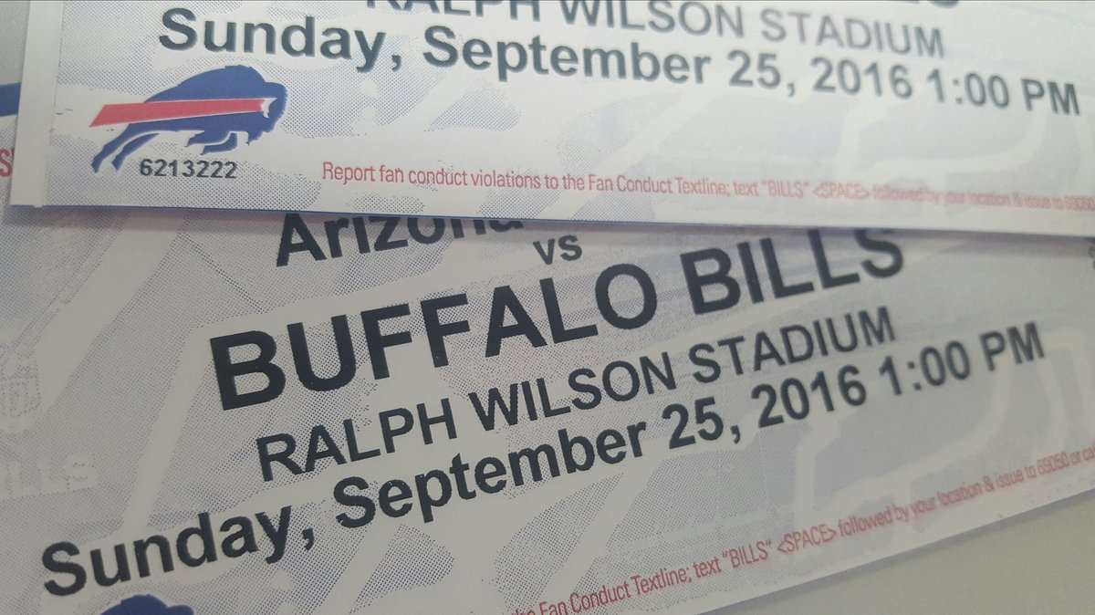 Retweet to win two tickets to the @buffalobills game this Sunday against the Cardinals! https://t.co/uDjJU8GD8u