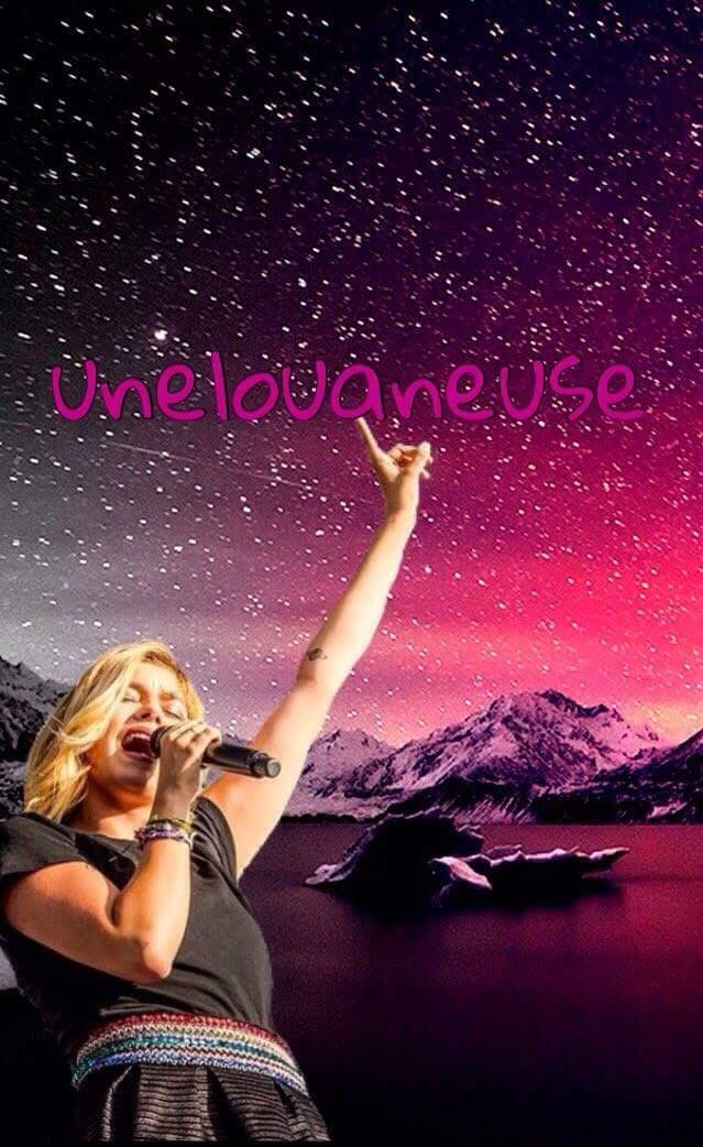 Frederique H B D On Twitter At Louane Louane Saches Que Je