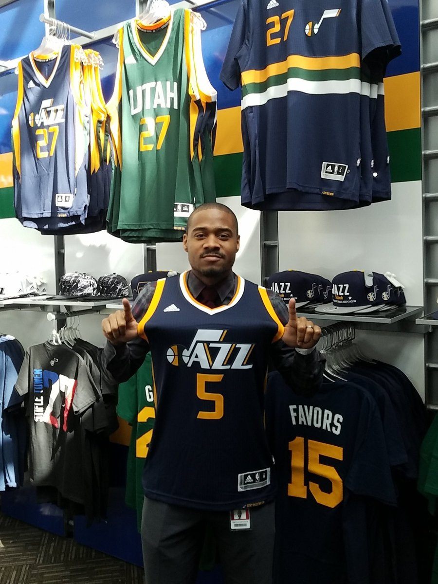 more photos 85306 134e9 Utah Jazz Team Store on Twitter: