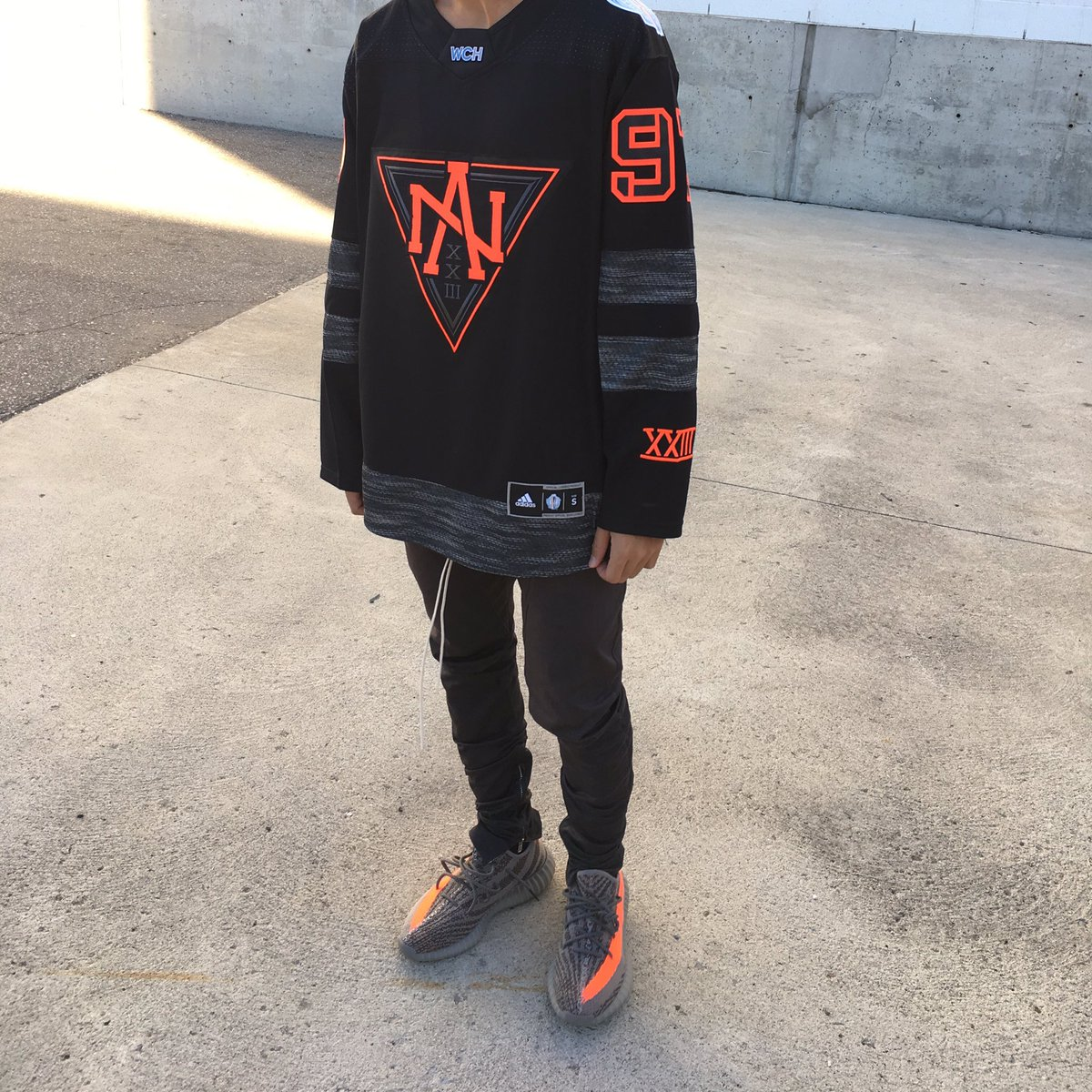 adidas yeezy jersey