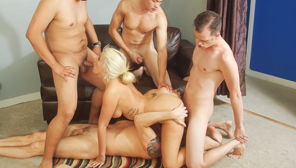 рогоносцы групповое порно - 12