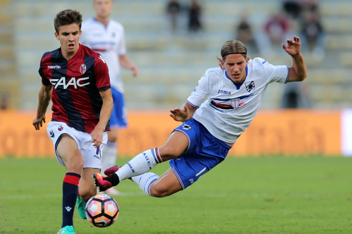 Video: Bologna vs Sampdoria