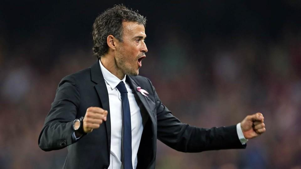 Fc Barcelona On Twitter As Fcb Manager Luisenrique21 Has Beaten Atletico 7 Times And Lost Just 1 In Those 8 Games Fcb Have Outscored Atletico 14 8 Fcbatleti Https T Co 17hb7etuec