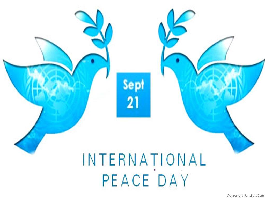 Celebrate International Peace Day! https://t.co/4rJtj308v9