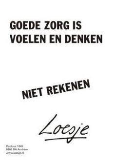 loesje spreuken zorg Loesje v/d Posters on Twitter: