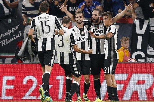 Juventus-Cagliari 4-0 Tabellino Gol Highlights 21 settembre 2016