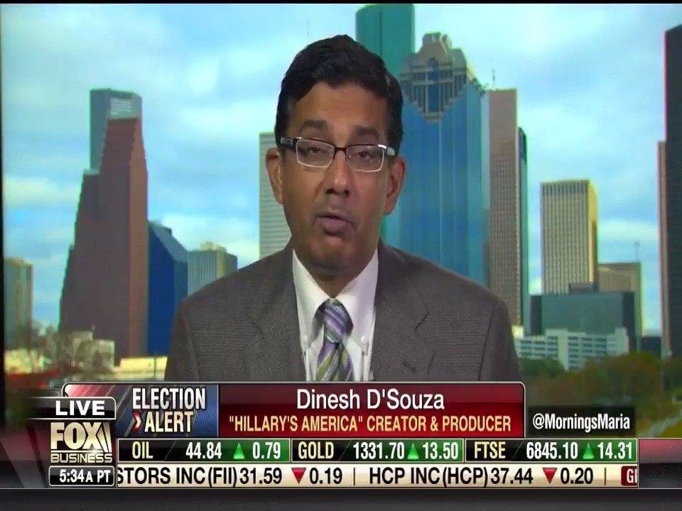 The Astonishing Ignorance and Dishonesty of Dinesh D'Souza
