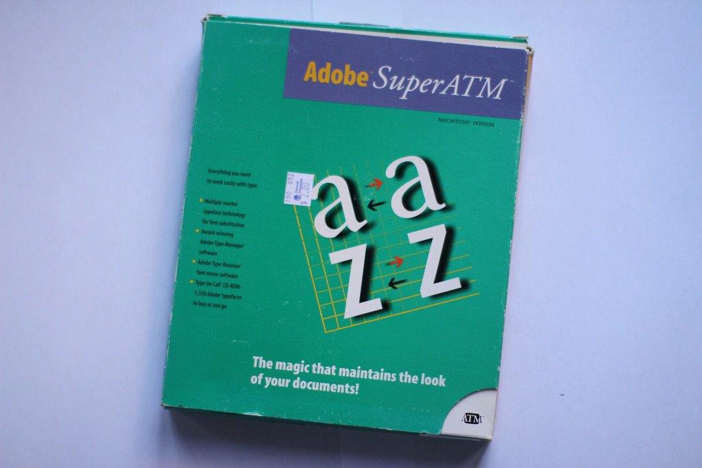 Adobe serif mm font