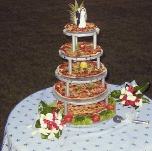Solita Restaurants On Twitter Wedding Cake Choices Pie Or Pizza - Wedding Cakes Wigan