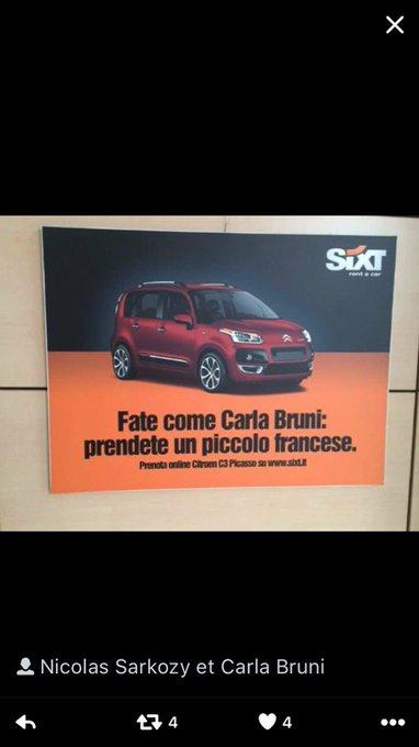 Les publicitaires italiens ont de l'humour