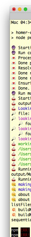 Finding emoji incredibly useful in stdout for seeing at a glance what part of my program is printing what https://t.co/KL1tLJt1J9