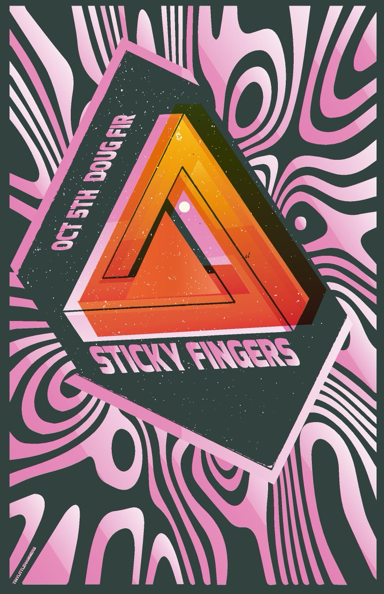 Coming soon to DF: Aussie rockers Sticky Fingers ( @sti_fi) on Wed 10/5! Get your tix now: https://t.co/ivci5k2VpL https://t.co/GhCrG2kxfl