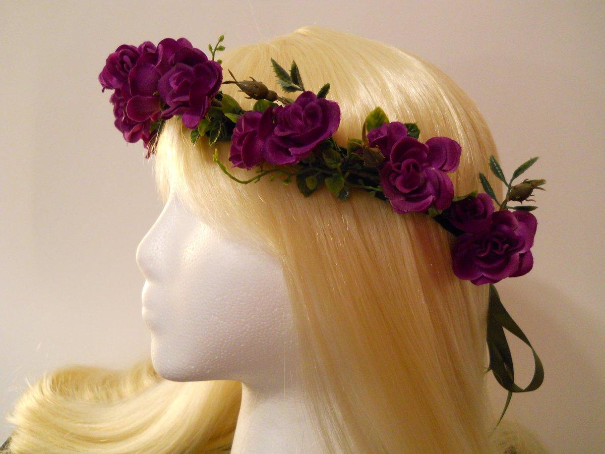 Purpleflowercrown Hashtag On Twitter