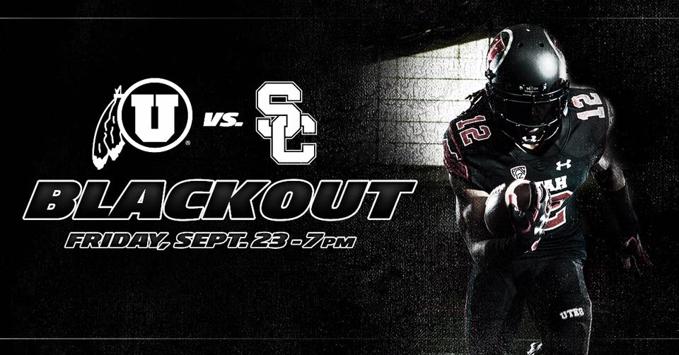 Utah_Football BLACKOUT is this Friday! Remember to use your membership card  to receive 25% off of apparel at @URedZone locations.