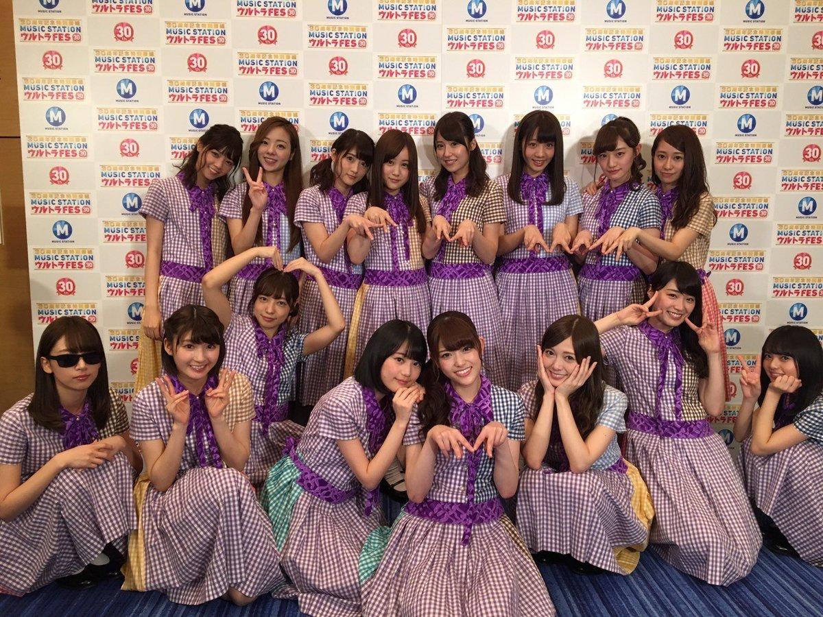 1st~15thまで乃木坂46の歴代センターを総まとめ!動画付き