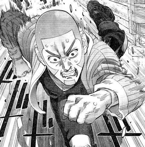 ジャンプ ゴールデン カムイ 最強