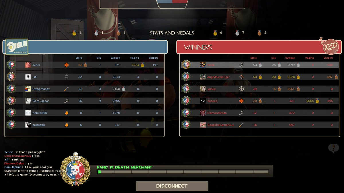 TF2 Matchmaking 2016