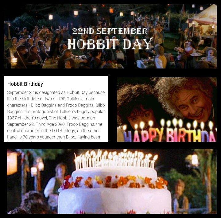 Happyhobbitday Hashtag On Twitter