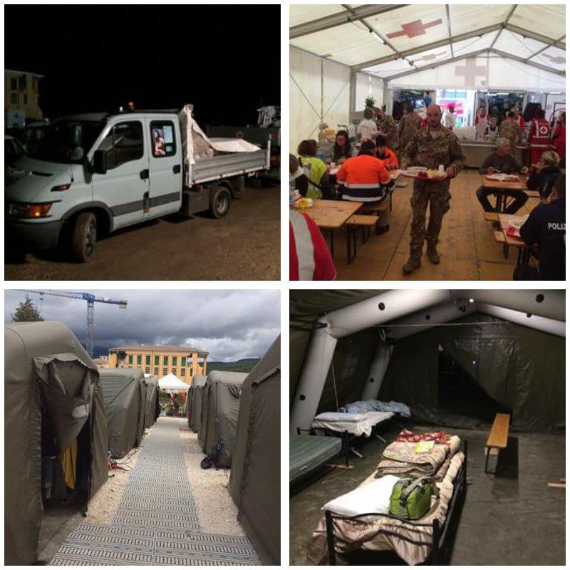 Vivere nel Terremoto: ad Amatrice un mese dopo, viaggio nei paesi colpiti dal sisma.