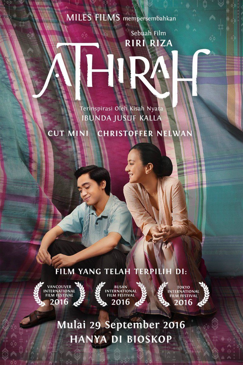 Emma' (Athirah) | Mother (Athirah) Movie Review Poster