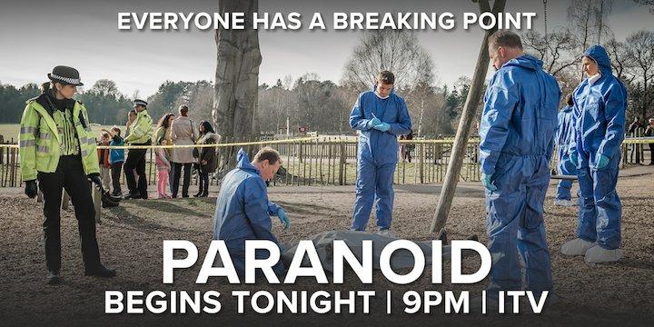Paranoid 1x04 Vose Disponible