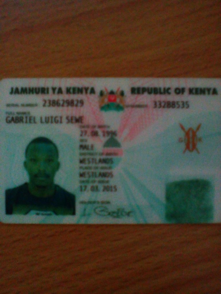 Sewe 0721 Card No … Id Gabriel 33288535 951 160 تويتر Or Let Https And Lost Id Come His Him 718 Please Name Wanjiru 0736 Call Mwangih