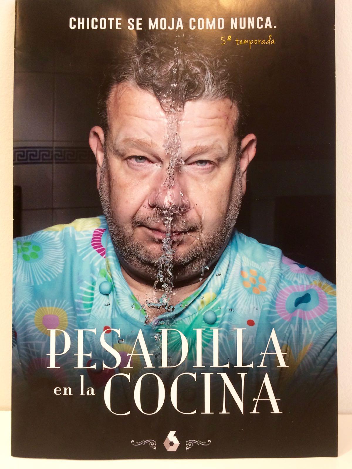 Comentemos pesadilla en la cocina mi rcoles 22h30 for Pesadilla en la cocina brasas
