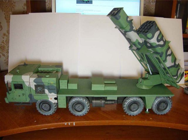 الكشف عن راجمه الصواريخ الجديده URAGAN-1M Cs8U0GLXEAA5OH0