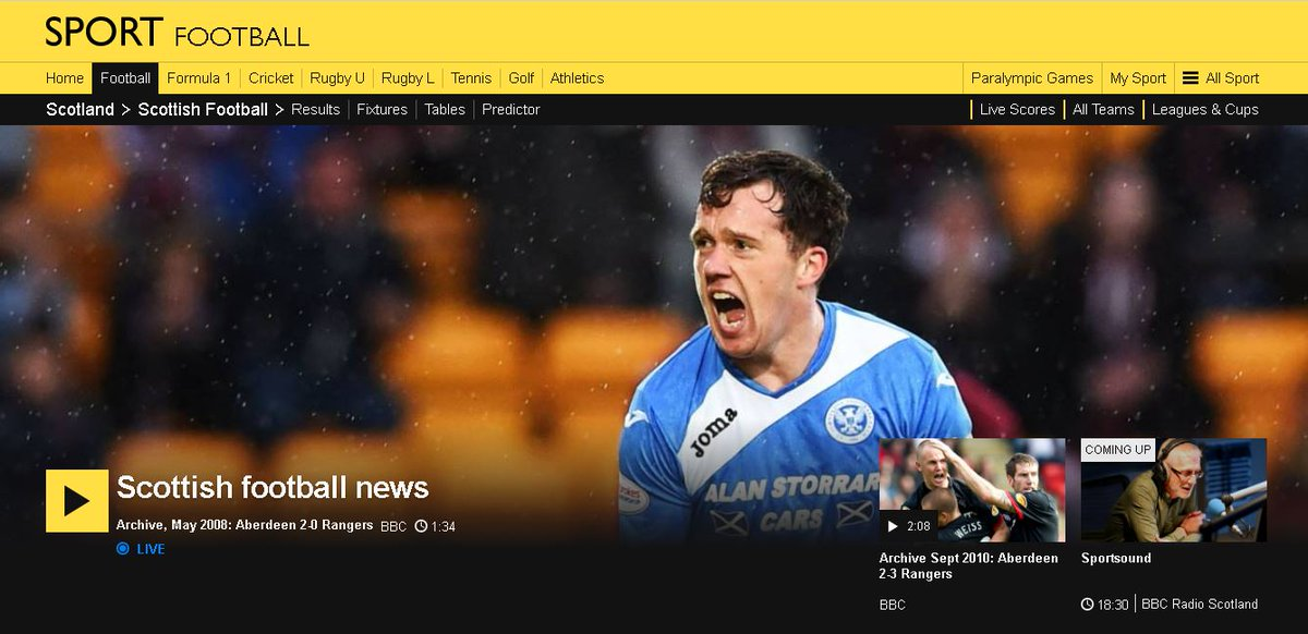 Bbc Sport Scotland On Twitter Follow What S Happening In Scottish