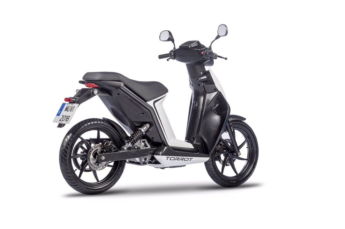 torrot on twitter la scooter urbana el ctrica m s moderna del momento torrot muvi https t. Black Bedroom Furniture Sets. Home Design Ideas