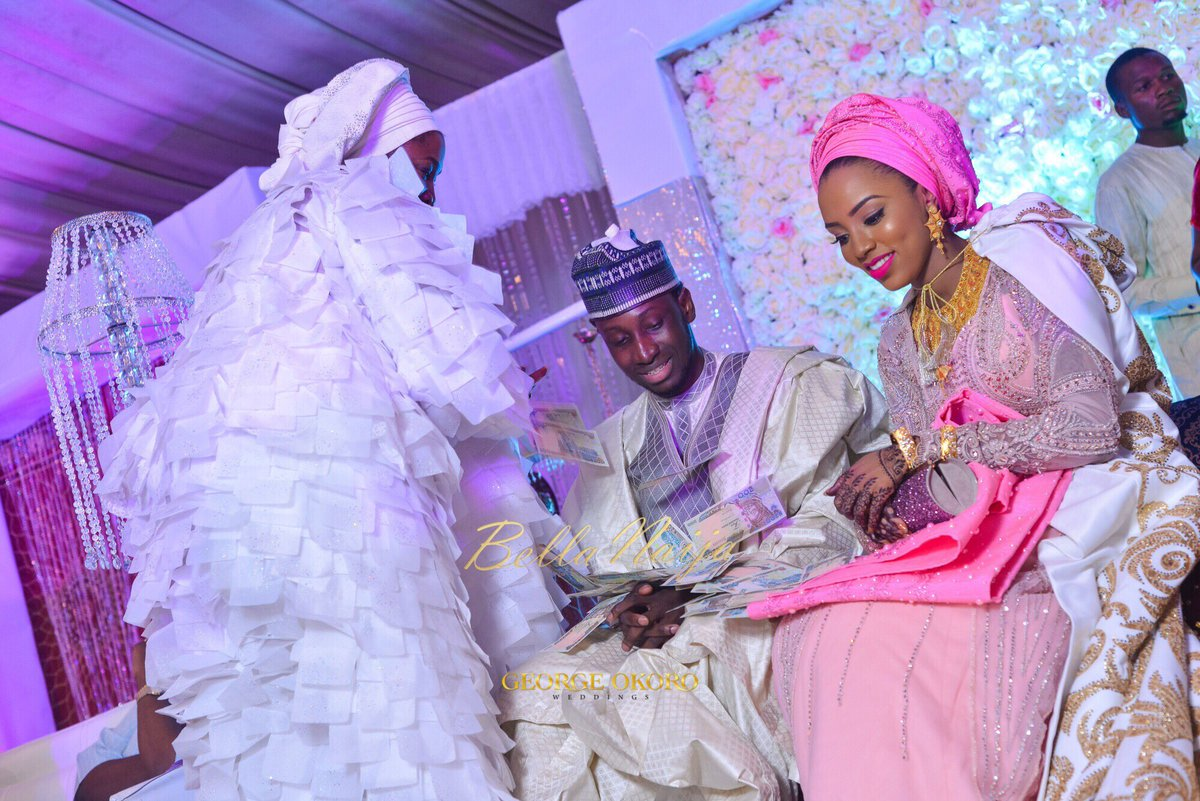 Bellanaija weddings on twitter faisal his family welcomed zara bellanaija weddings on twitter faisal his family welcomed zara with gifts in cash kind httpstbhsfuobd2a iamgeorgeokoro junglespirit Choice Image