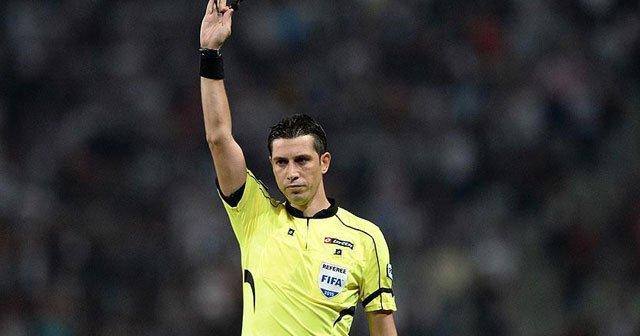 Beşiktaş Galatasaray maçının hakemi Ali Palabıyık